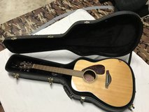 Yamaha FG 700s acoustic guitar with case in Camp Pendleton, California