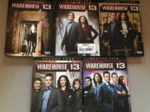 """Warehouse 13"" Complete TV Series Seasons 1-5 in Travis AFB, California"