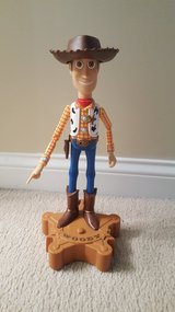 Disney Toy Story Woody in Chicago, Illinois