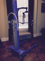 Maxi Move Power Lift with 2 batteries & 2 slings included in Houston, Texas