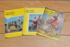 Vintage Western Horseman Magazine Collection-reduced again to new lower price in Alamogordo, New Mexico
