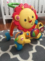Fisher price learner walker in Travis AFB, California