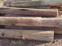 Wood Fence posts in Alamogordo, New Mexico