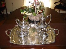TEA AND COFFEE SET in Glendale Heights, Illinois
