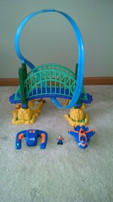 GeoTrax Airport in Plainfield, Illinois
