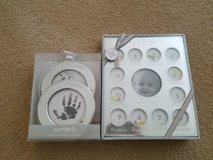 Hand and foot print kit & 1st year picture frame in Baytown, Texas