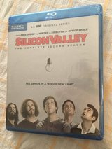 Silicone Valley Season 2 Blu-ray in Fort Campbell, Kentucky