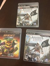 PS3 Games in Kingwood, Texas