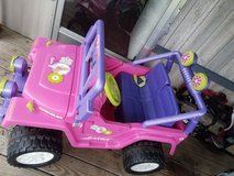 barbie car in Camp Lejeune, North Carolina