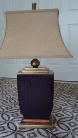Expensive Lamp from Furniture Shop in Beaufort, South Carolina