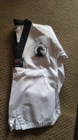 Martial arts white jacket in Joliet, Illinois