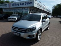 2014 VW Tiguan R - Line 4 motion in Spangdahlem, Germany