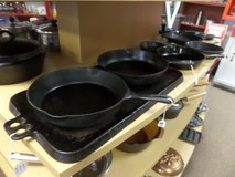 CAST IRON COOKWARE (lots sold and getting more) in Cherry Point, North Carolina