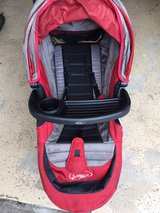 City mini single stroller with parent console and snack tray in Naperville, Illinois
