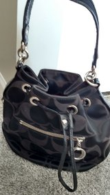 Small handheld authentic coach purse in Naperville, Illinois