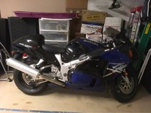 2002 Suzuki Hayabusa Motorcycle in Yucca Valley, California