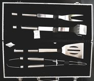 New Grill Set in carrying case in Camp Lejeune, North Carolina