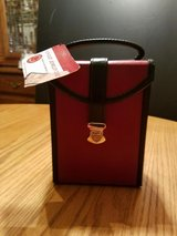 NWT! DePalma Bonded Leather Flip-Out Travel Jewelry Case in Naperville, Illinois