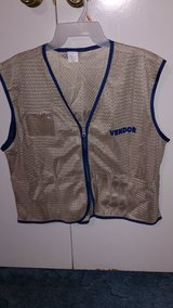 LOWES VENDOR VEST, medium in Las Cruces, New Mexico
