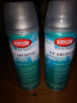 UV Archival spray in The Woodlands, Texas