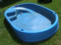 Little Tikes Tykes Pool Slide Sprinkler Kids Toddler Childs in Naperville, Illinois