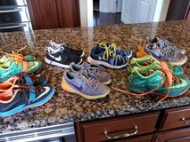 Boys youth athletic shoes in Naperville, Illinois