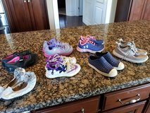 Girls youth athletic and dress shoes in Naperville, Illinois