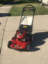Toro personal pace mower in Naperville, Illinois