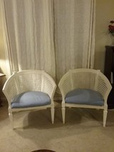 Pair of Cute Shabby Chairs in Naperville, Illinois