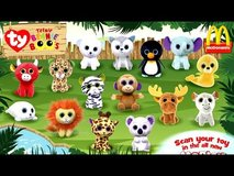Teeny Beanie Boo Happy Meal Toys in Naperville, Illinois