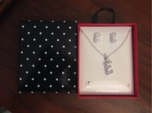 Boxed set of earrings and necklace in Plainfield, Illinois