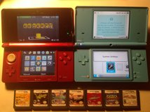Nintendo 3DS XL, 3DS, DSi and games in Yucca Valley, California