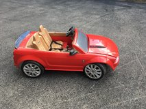 Power wheels ride on mustang  by Fisher-Price in Naperville, Illinois