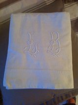Antique French Linen Bed Sheet 2.10 m x 2.40 m (king) in Ramstein, Germany
