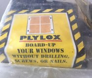 Plylox for Boarding up Windows in Naperville, Illinois
