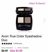 Avon eyeshadow in 29 Palms, California