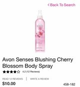 Avon body spray. in 29 Palms, California