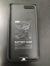** Battery case for iPhone 7 Plus in Camp Lejeune, North Carolina