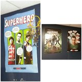 3 Big Bang theory posters in Clarksville, Tennessee