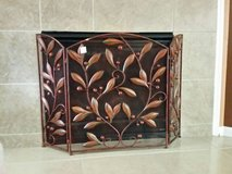 NWT Metal Fire Screen in Spring, Texas