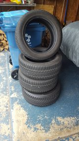 Nokian All Weather Plus tires (4) in Naperville, Illinois
