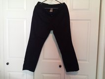 Women's size 12 petite black pants in Clarksville, Tennessee