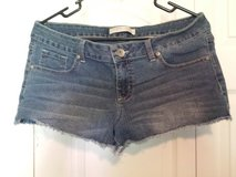 Juniors size 13 No Boundaries shorts in Fort Campbell, Kentucky