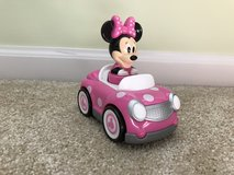Minnie Mouse Push Car in Naperville, Illinois