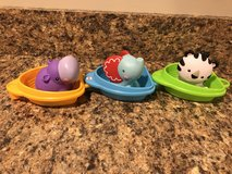 Fisher-Price Scoop 'n Link Bath Boats in Naperville, Illinois