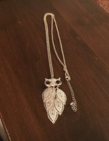 Owl Necklace in Bolingbrook, Illinois