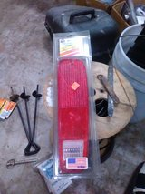 New old stock Ford tail light in Fort Campbell, Kentucky