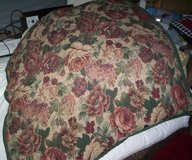 Dog (Pet) Bed XL - Green Flowers in Spring, Texas