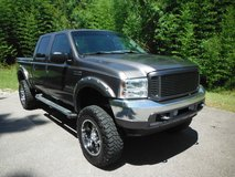 2006 Ford F250 Lifted & Bulletproofed in Camp Lejeune, North Carolina