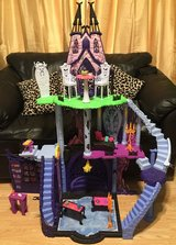 Monster High Freaky Fusion Catacombs Playset in Joliet, Illinois
